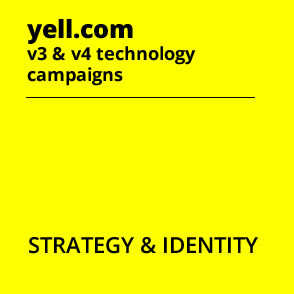 yell.com initiative, strategy, strategic consultancy